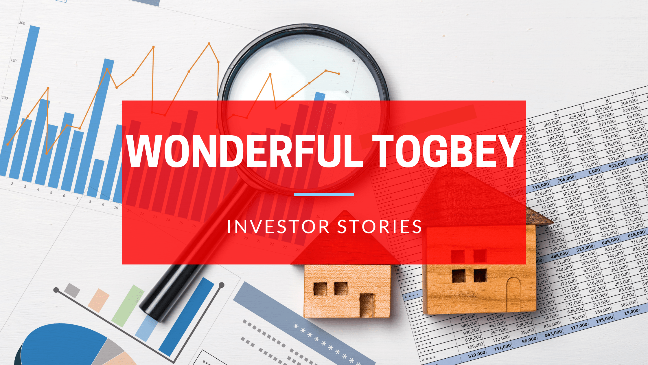 INVESTOR STORIES FEATURING WONDERFUL TOGBEY